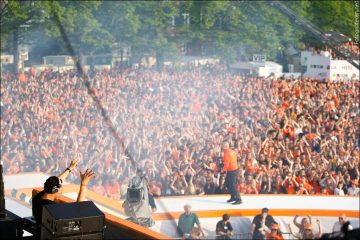 Tiësto Live @ Queensday Museumplein 2009