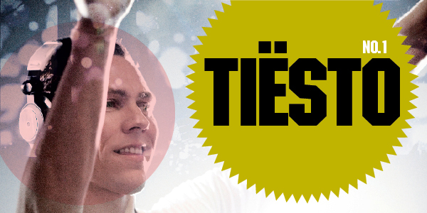 Tiësto is The Greatest DJ Of All Time