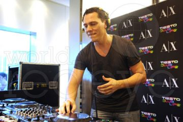 Tiesto Launches A|X Music Series
