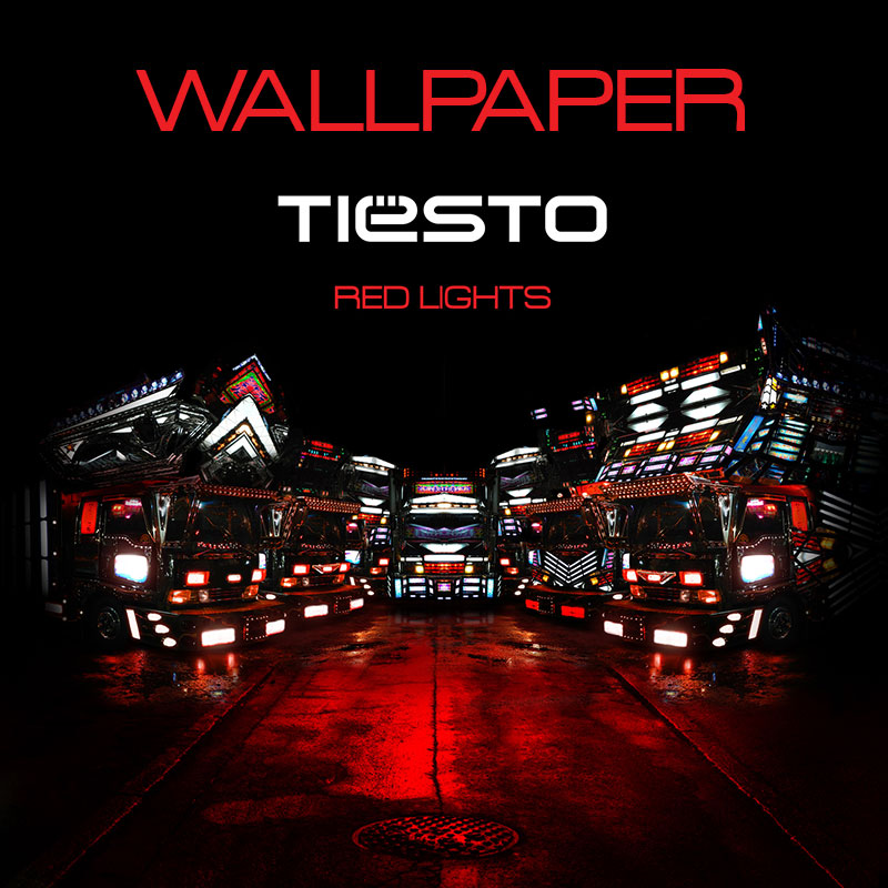 Tiesto-Red-Lights-Wallpaper