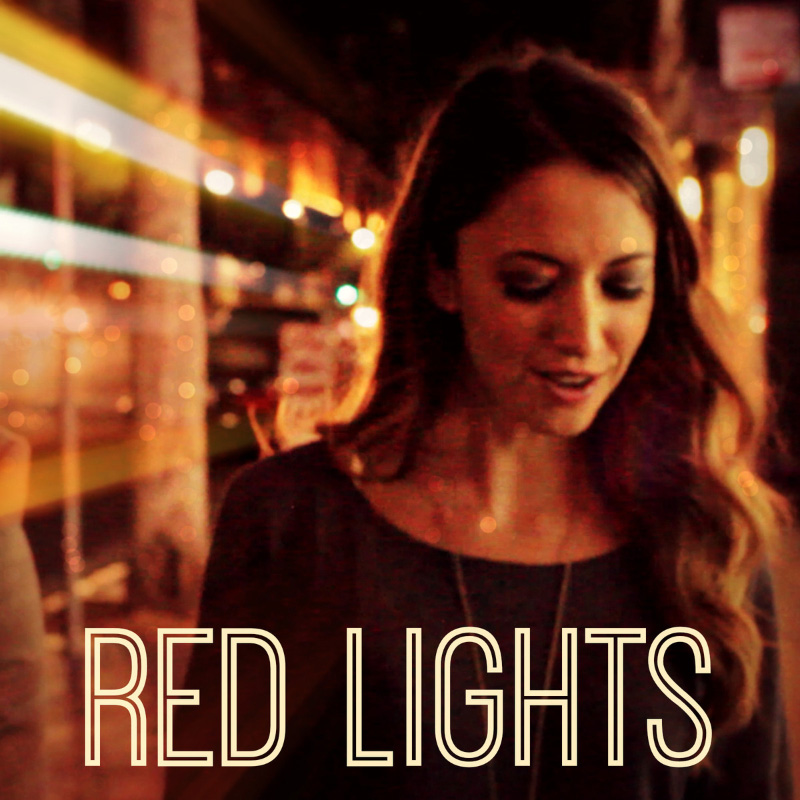 Red Lights Taryn Southern Cover