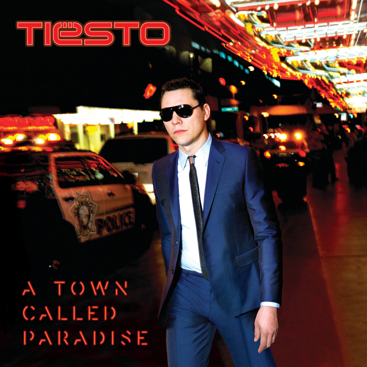 A Town Called Paradise Album Cover