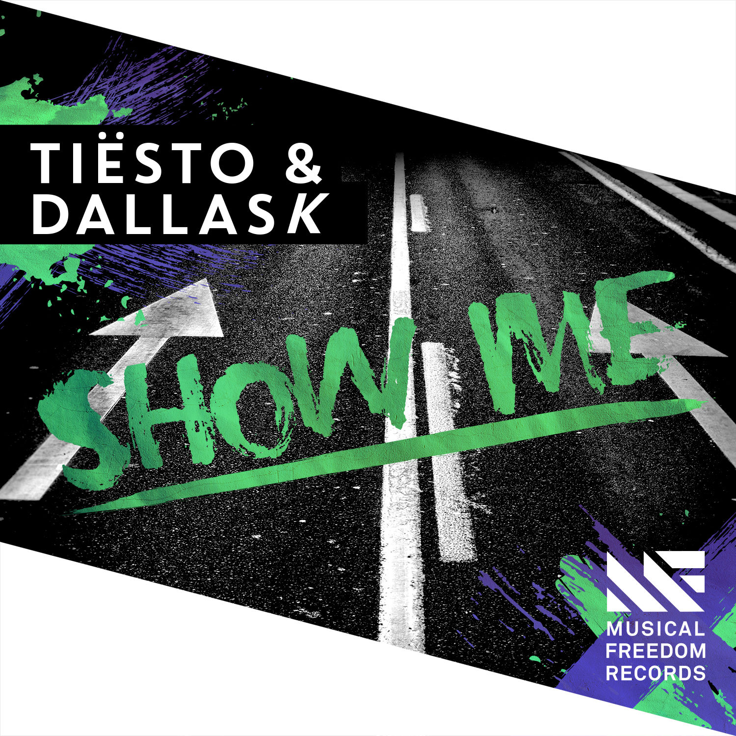 tiesto dallask show me musical freedom artwork Ti sto Blog