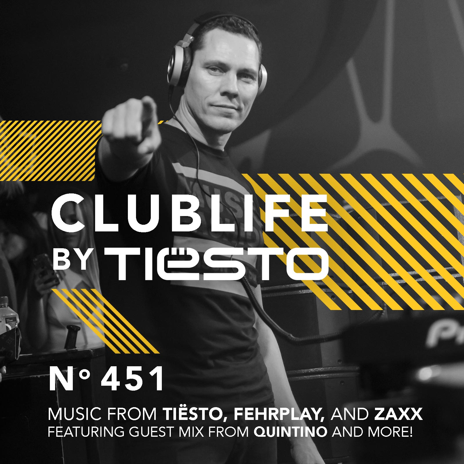 Runaway Feat Khalid: ClubLife By Tiësto Podcast 451