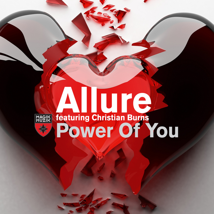 Allure feat. Christian Burns - Power Of You (Artwork)
