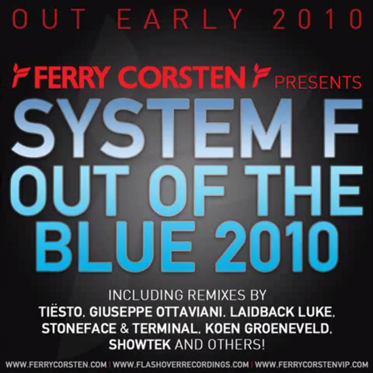 System F – Out Of The Blue 2010 (Tiësto Remix)