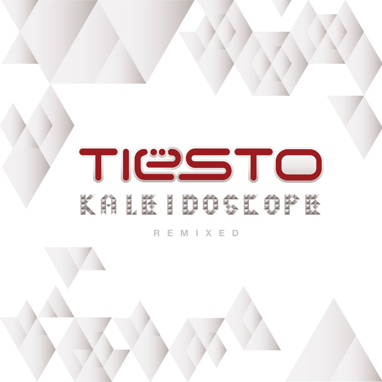 Kaleidoscope: Remixed - Album Cover