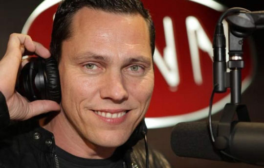Tiësto's Club Life on Radio 3FM