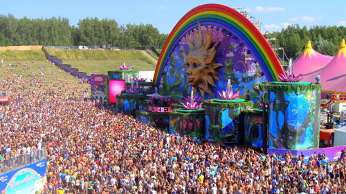 Tomorrowland 2011