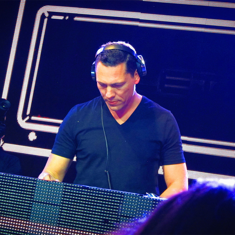 Tiësto - CES, Las Vegas, January 11 2012