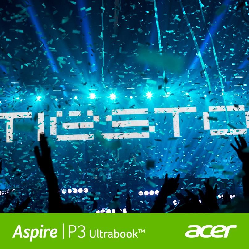 Tiësto – Aspire (Aspire P3 Game)