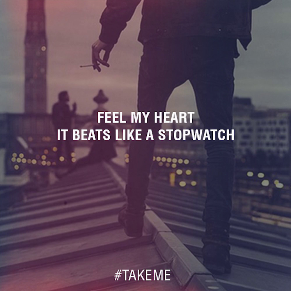Tiësto ft Kyler England - Take Me Lyrics