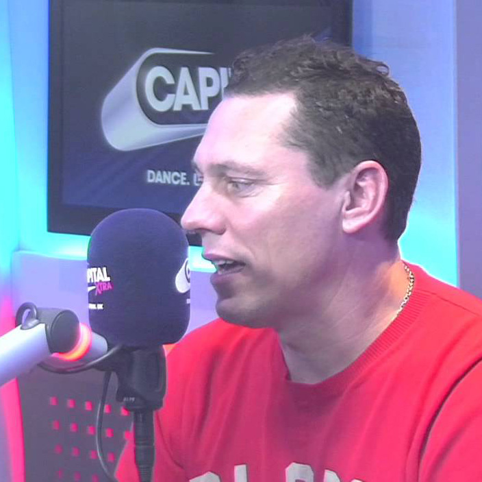 Tiësto Talks New Album 2014 - Capital XTRA Interview