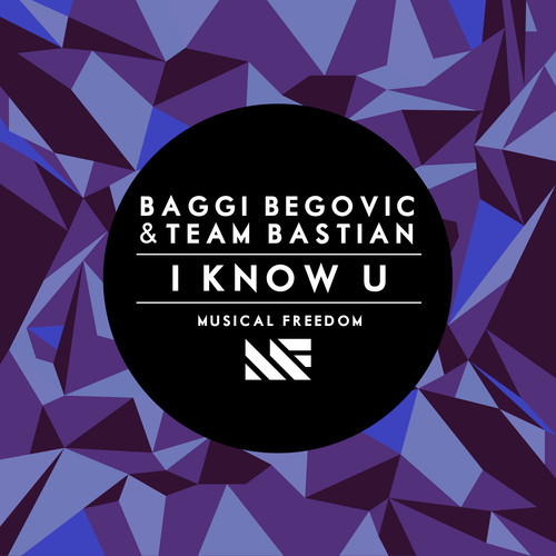 Baggi Begovic & Team Bastian - I Know U