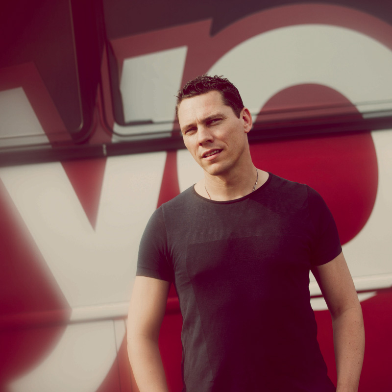 Tiesto Press Shot