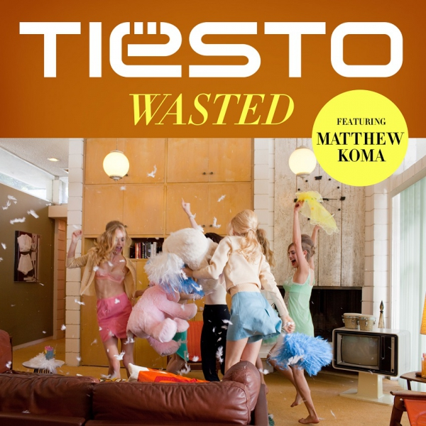 Tiesto – Wasted ft. Matthew Koma