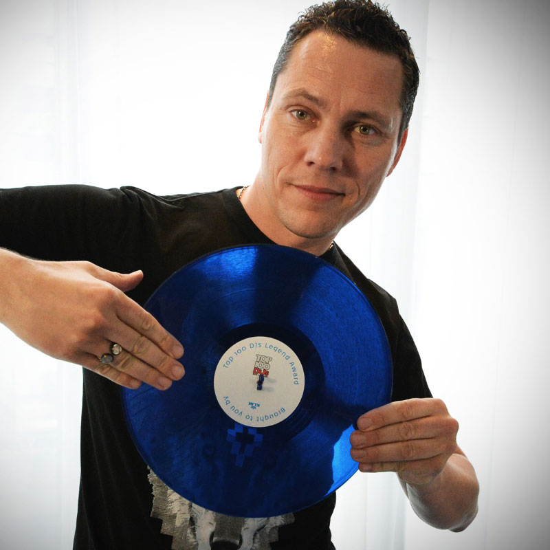 Tiesto - Top 100 DJs Legend Award