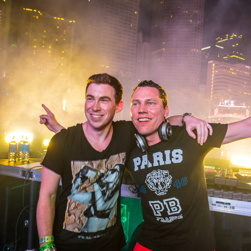 Tiesto and Hardwell live at Ultra Miami 2013