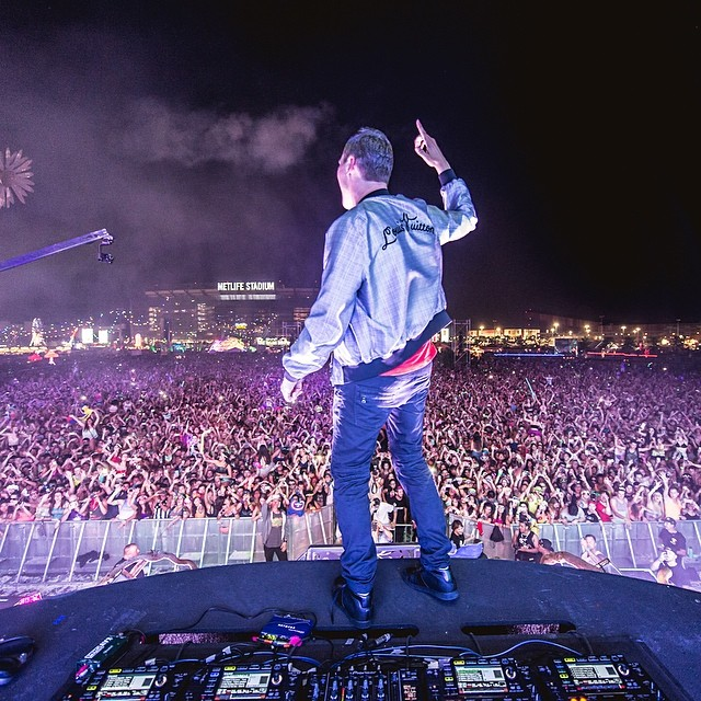 Tiesto Live at Electric Daisy Carnival (EDC) New York 2014