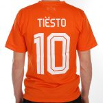 TIËSTO ORANGE JERSEY MAN