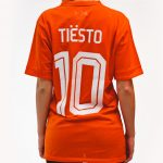 TIËSTO ORANGE JERSEY WOMAN