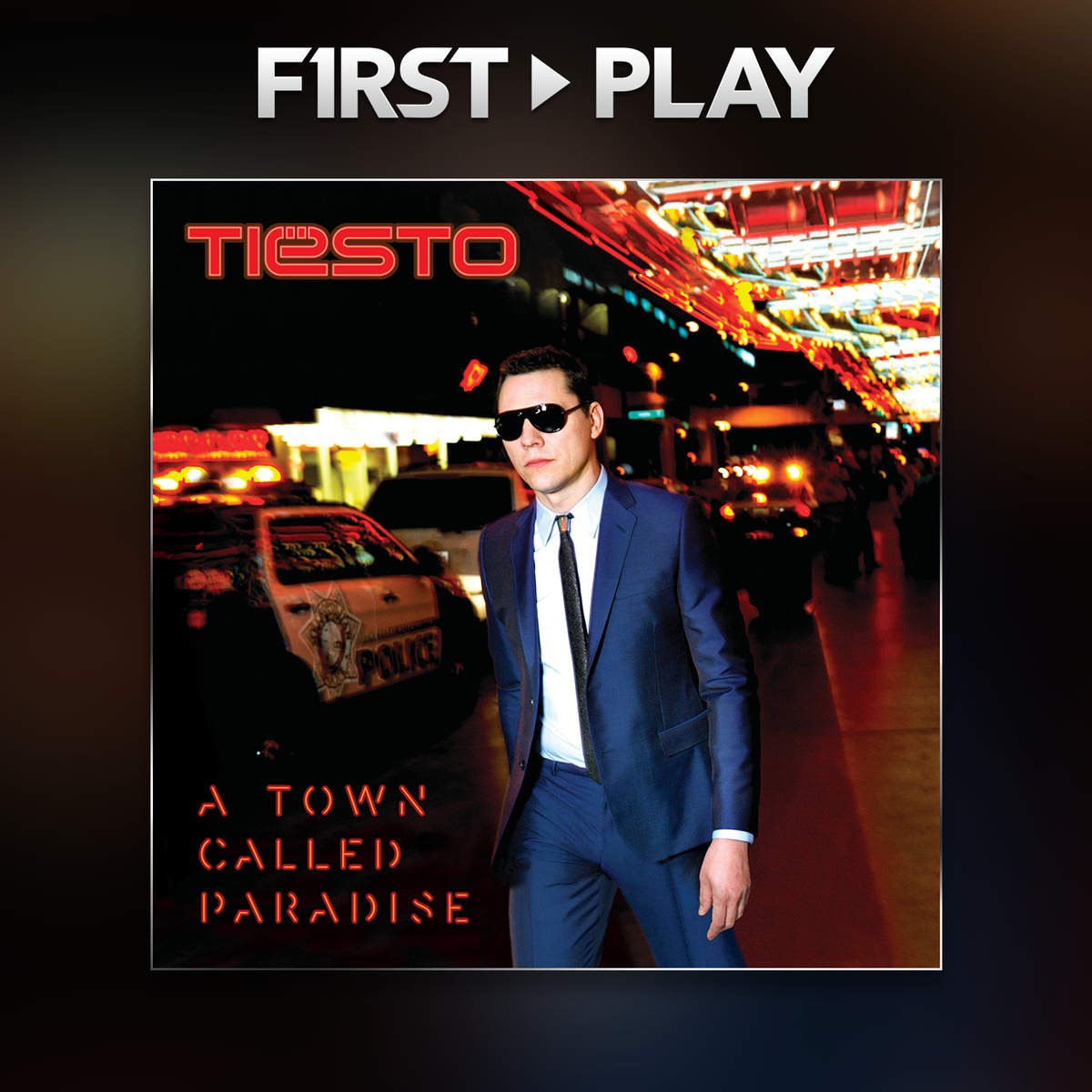 iTunes Radio - First Play - Tiesto, A Town Called Paradise
