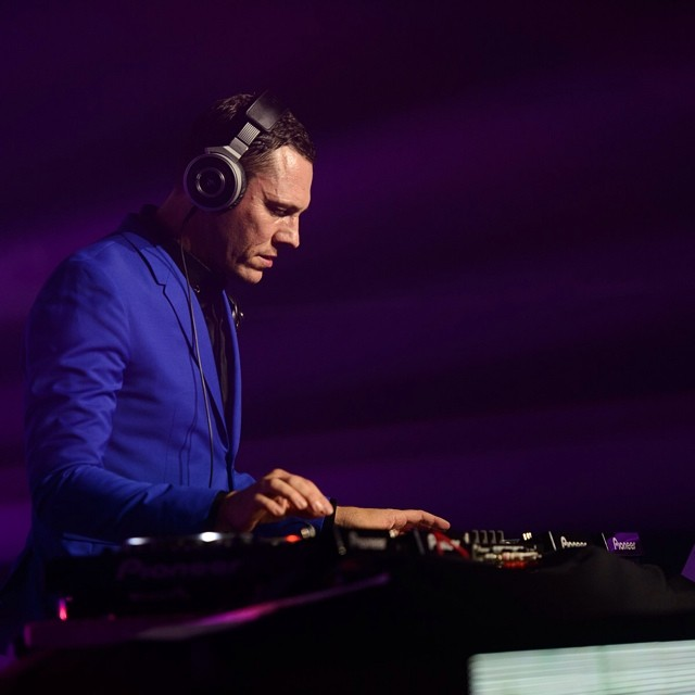 Tiësto's A Town Called Paradise Album Release Party Terminal 5 New York City