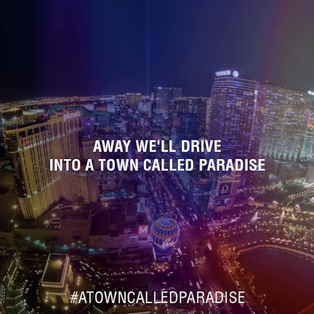 Tiesto - A Town Called Paradise Lyrics (feat. Zac Barnet)