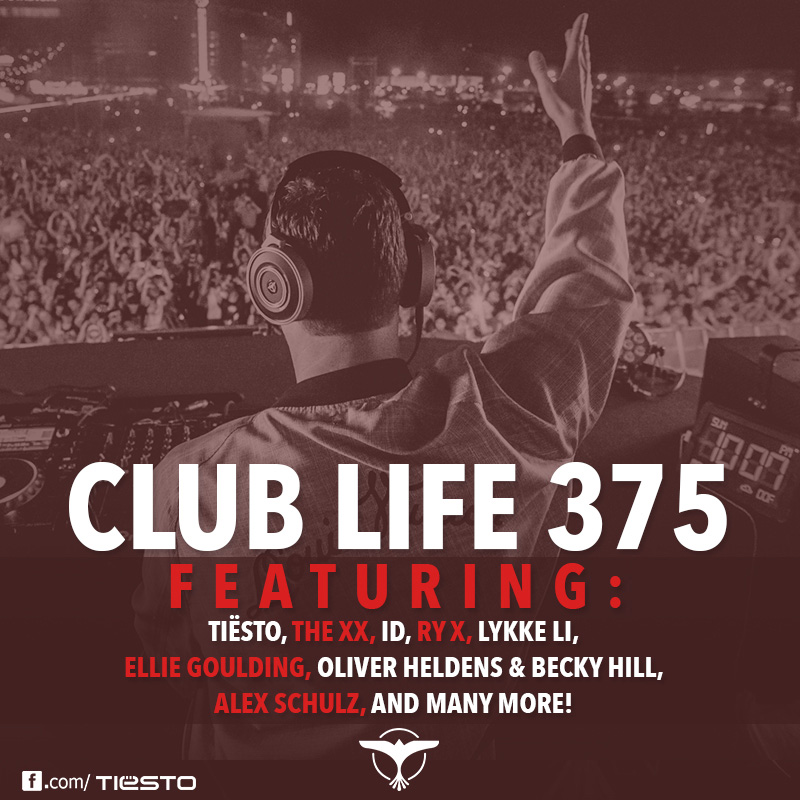 Tiësto's Club Life podcast 375