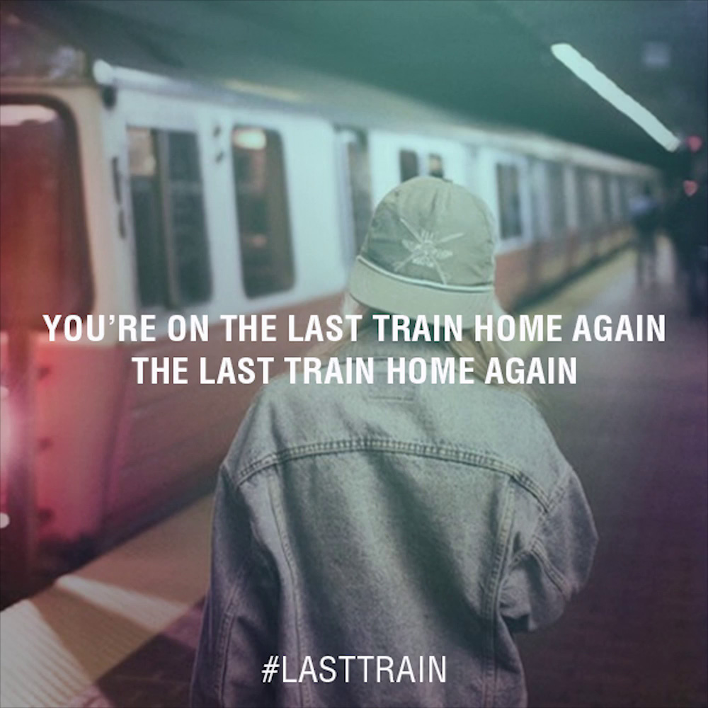 Tiesto and Firebeatz - Last Train Lyrics (feat. Ladyhawke)