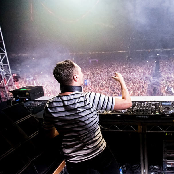 Tiësto Live at Spring Awakening Music Festival - Chicago, IL, June 13 2014