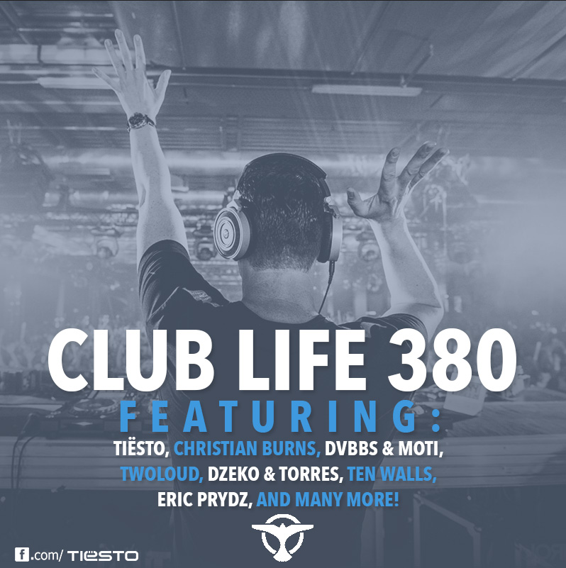 Tiësto's Club Life podcast 380
