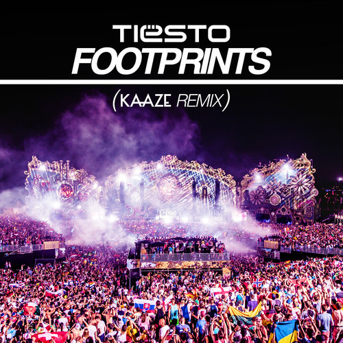 Tiësto - Footprints (Kaaze Remix)